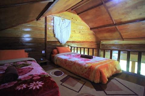 PELANGI Guest House.