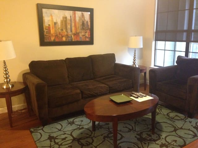 Luxury Alpharetta 1 Bedroom - Alpharetta - Huoneisto