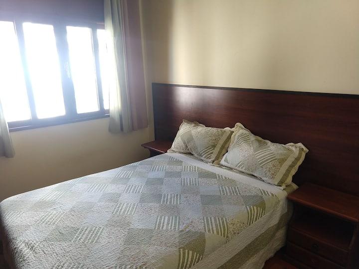 Amplo apartamento com 4 quartos