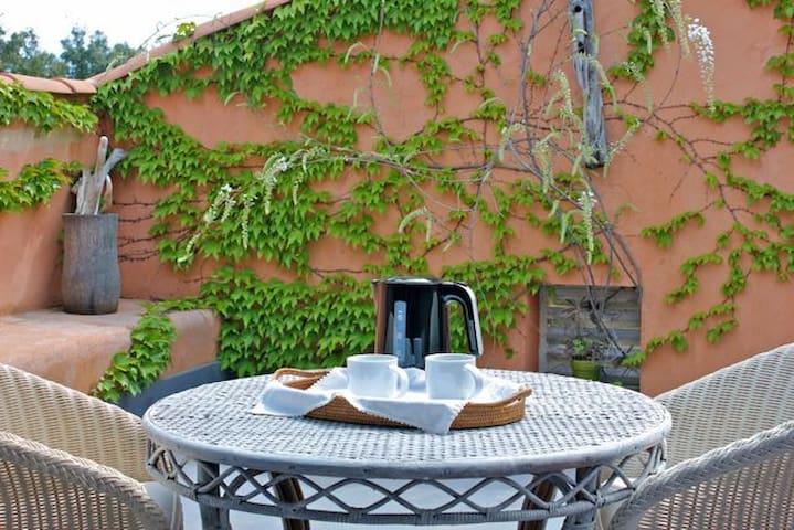 Studio avec terrasse près de la mer - La Croix-Valmer - Apartamento
