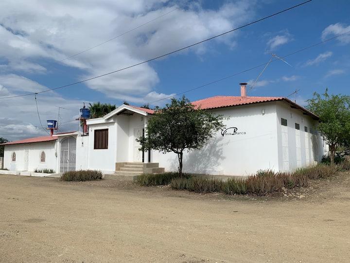 Casa de retiro con habitaciones privadas