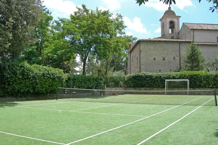 San Francesco - San Francesco 2, sleeps 2 guests - Lugnano In Teverina - 公寓