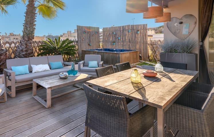 Appartement Julia / Magnifique penthouse avec vue Exceptionnelle !