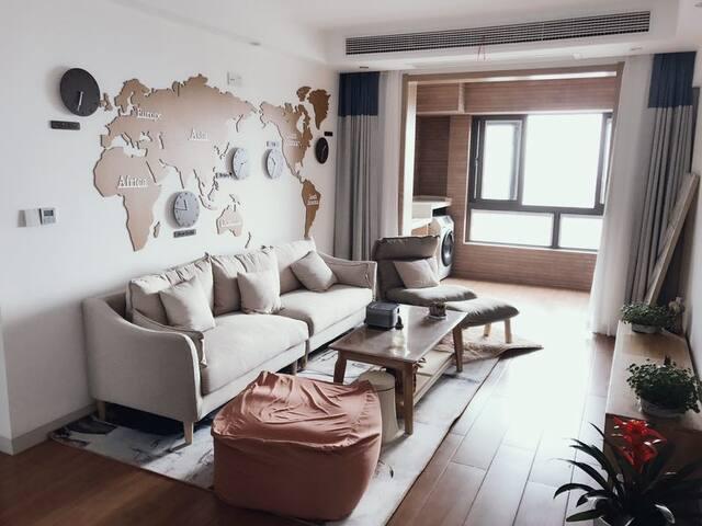【懒猫民宿】寻觅那一刻的宁静 京华城商圈·日式住宅