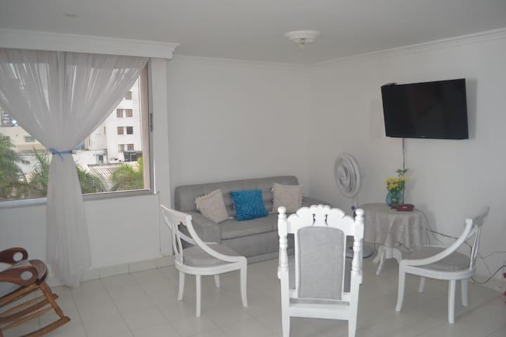 Wonderful private room in Bocagrande