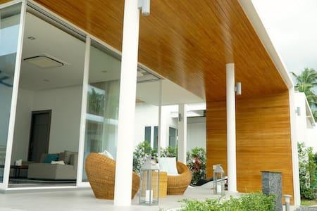 Spectacular Views Luxurious 2 bed Villa   (pool) - Ko Samui