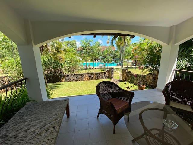 Tranquil Malindi Home with splendid Pools