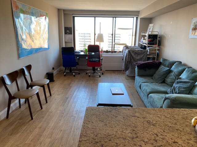 Nice upper west side 1 bedroom at bargain price!
