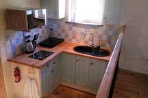 kitchen with electric hob