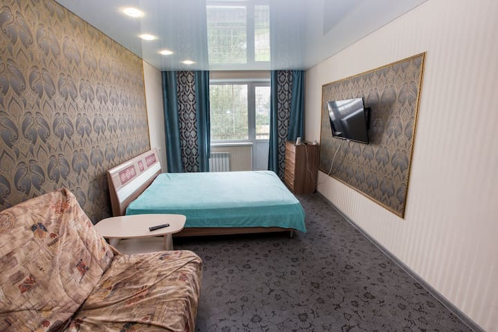Уютная квартира в Привокзальном районе