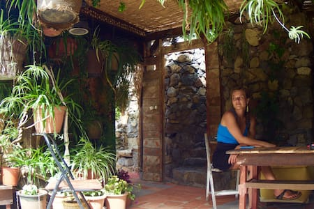 Casa de Susana (Masca)private rooms - Buenavista del Norte - Huis