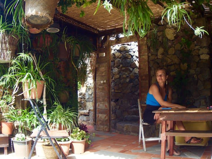 Casa de Susana (Masca) PRIVATE  double room