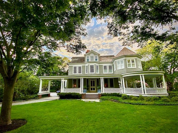 Old Trees - Hamptons Living
