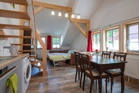 Gästehaus Am Kurpark - Wohnung 3