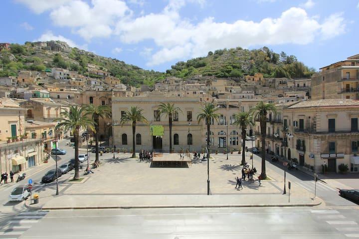Palazzo Trebalate ** CENTRALISSIMO ** - Modica - Apartment