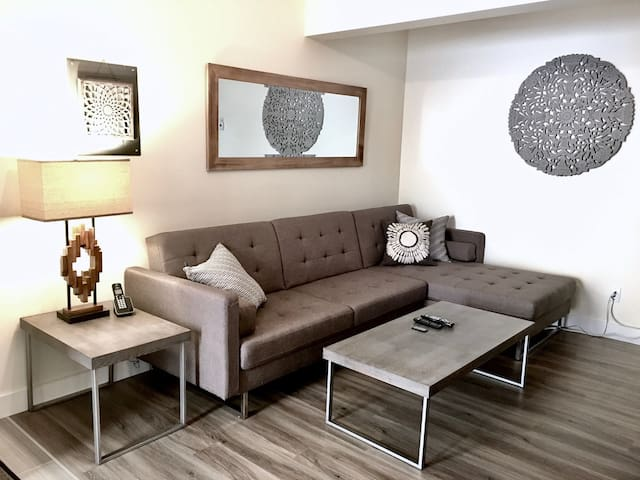Brand New Stylish Downtown Suite, Stirling 101