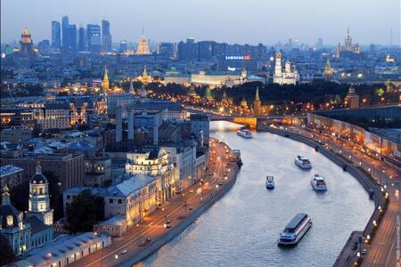 The Kremlin.Center Of Moscow.Центр Кремль.Таганка - Moskva - Apartmen
