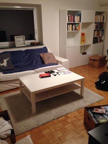 Wohnung für 1-3 Pers.im Juli&August - Winterthur
