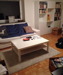 Wohnung für 1-3 Pers.im Juli&August - Winterthur - Apartamento