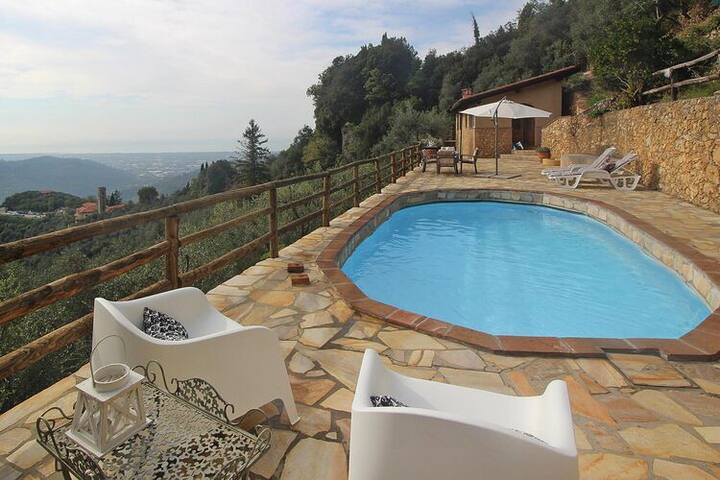 4 star holiday home in Greppolungo