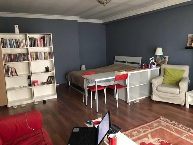 Ümraniye'de kiralık oda