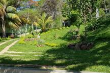 Rancho de playa en La Libertad