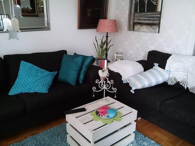 Kaunis kaksio saunalla ihan Tornion keskustassa - Tornio - Apartment