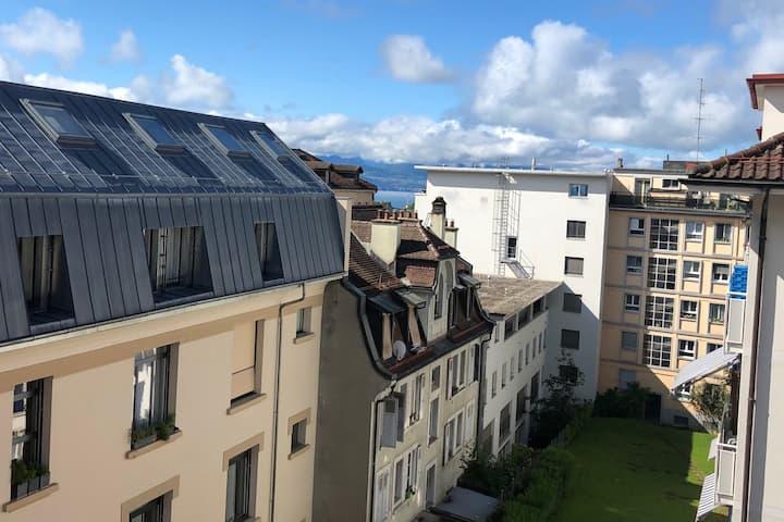Lausanne - Centre Ville - Calme