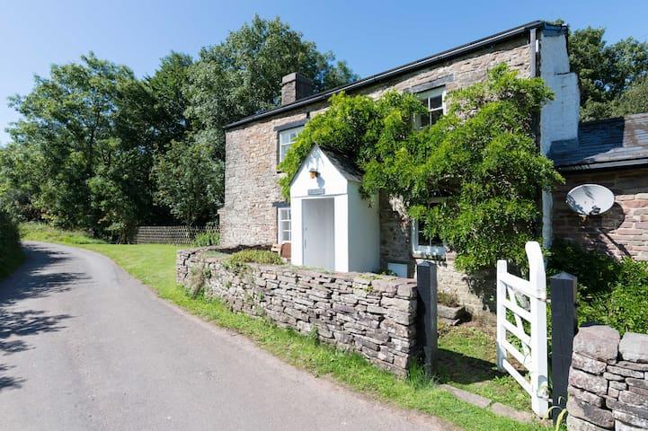 Y Wern (Crawnon River Cottage) - a Rural Retreat