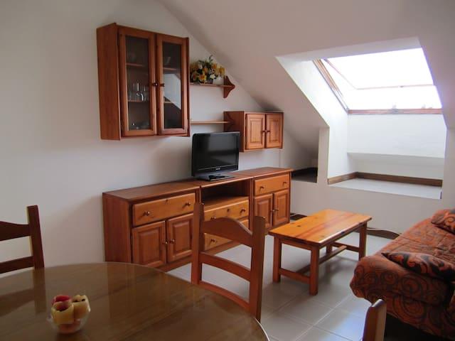 Apartamento Ático con piscina - Cantabria - อพาร์ทเมนท์