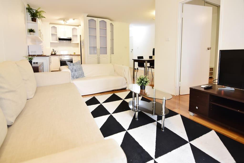 downtown in sydney cbd wohnungen zur miete in sydney new south wales australien. Black Bedroom Furniture Sets. Home Design Ideas