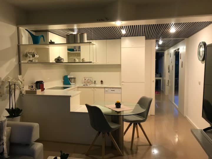 cosy apartment with balcony  2 Rooms