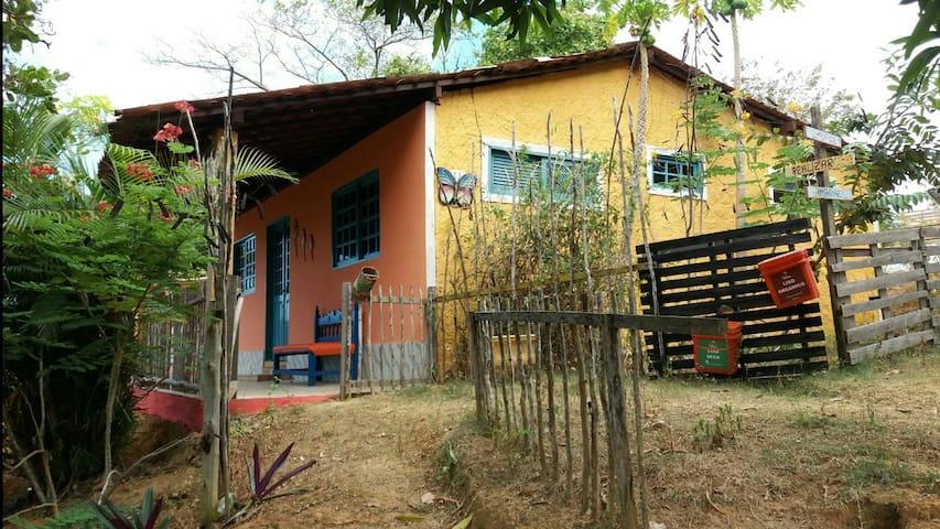 Casa Vista da Natureza