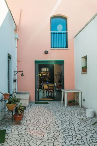 Loft90mq- ancient Salento house - Calimera - House