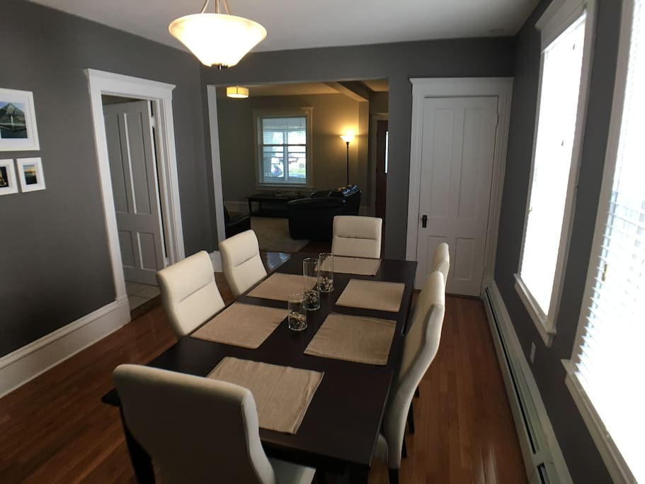 Dining Room - more chairs available