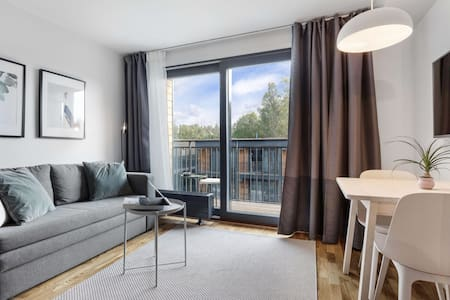 Luxuary Studio Apartment In Hotel 20 min from city