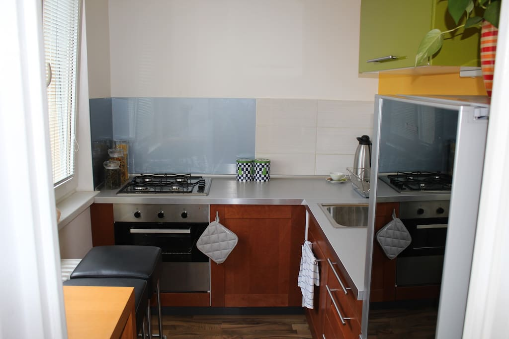 Great kitchen fully equipped