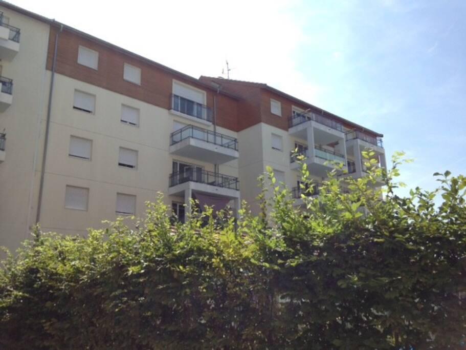Appartement 2min de la gare pied place parking appartements louer annemasse auvergne - Appartement a louer annemasse ...