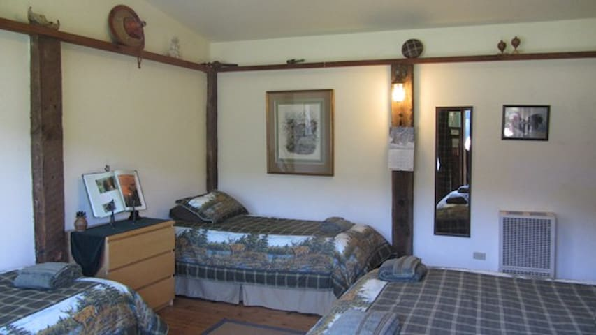 Pet friendly Room in Eco-Estate - Ukiah - House