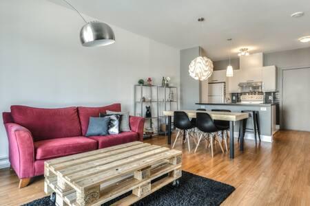 Condo de style cozy - Longueuil
