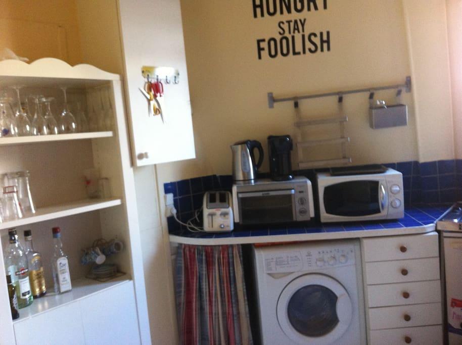 Kitchen/eating room