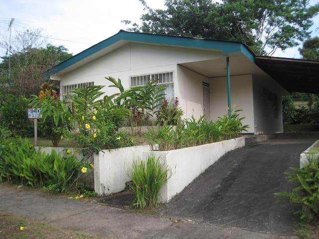 La Casita in Nuevo Arenal - Nuevo Arenal de Tilaran - Rumah