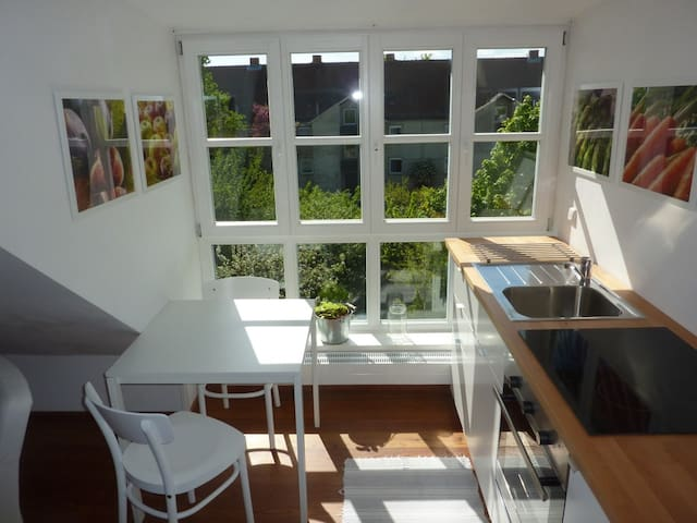 Sonniges Studio in Uni-Nähe - Würzburg - Apartment