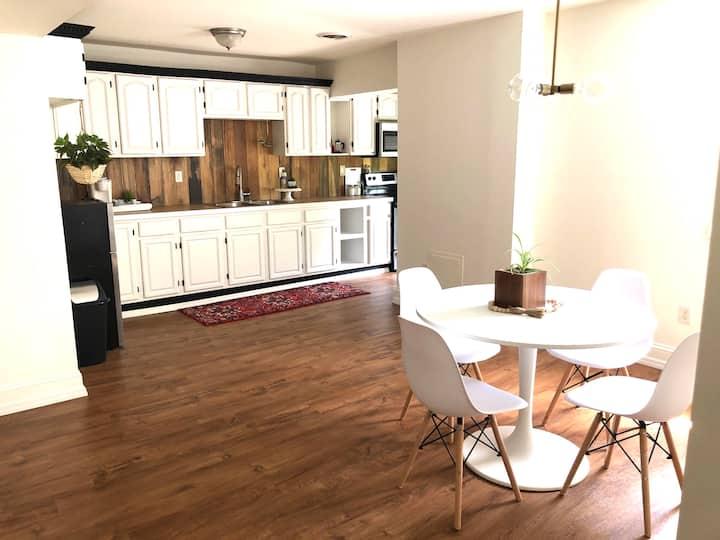 The Cozy Minimalist Apartment