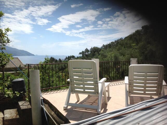 godersi la campagna vicino al mare - Monterosso Al Mare - Huis