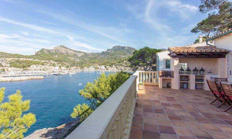 Beautiful villa, stunning sea views, private pool