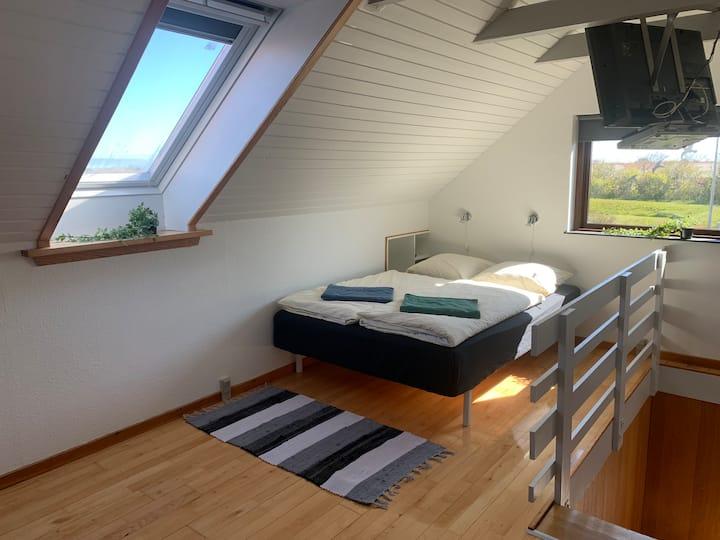 Hyggelig lejlighed i Skagen