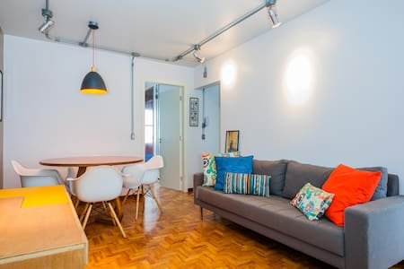 2 Bedroom Pinheiros - São Paulo - Apartemen