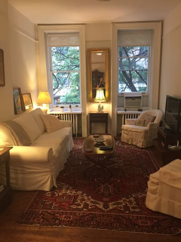 Spacious charming upper east side apartment