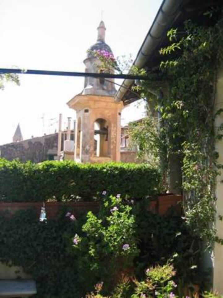 La Terrazza dei Pelargoni B&B - Bed and breakfasts for Rent in ...